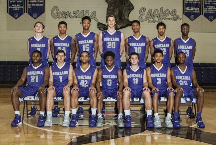 Varsity Team 2015-2016